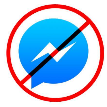 Facebook Messenger disattivare