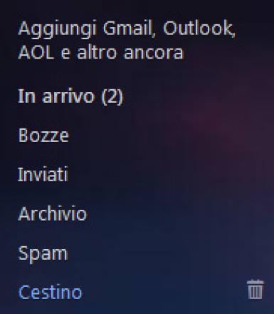 Come recuperare i messaggi eliminati dal cestino di Yahoo Mail