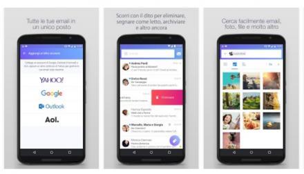 Le novità di Yahoo mail, dai messaggi agli allegati