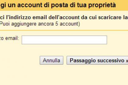 Come inoltrare messaggi AOL su Gmail