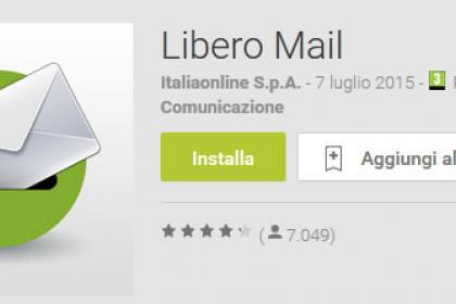 Libero Mail per Android